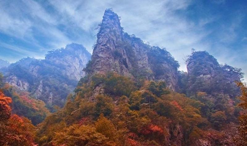 绥宁洛口山