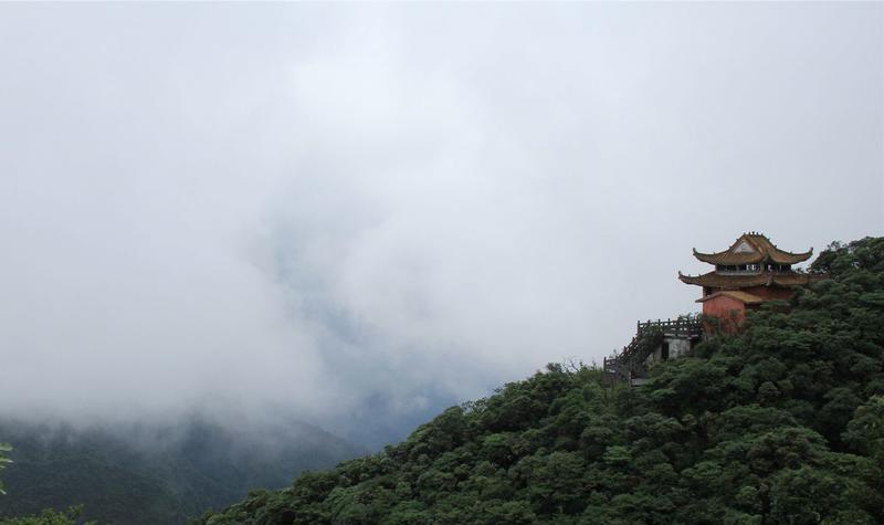 广西大明山国家级自然保护区景点图片