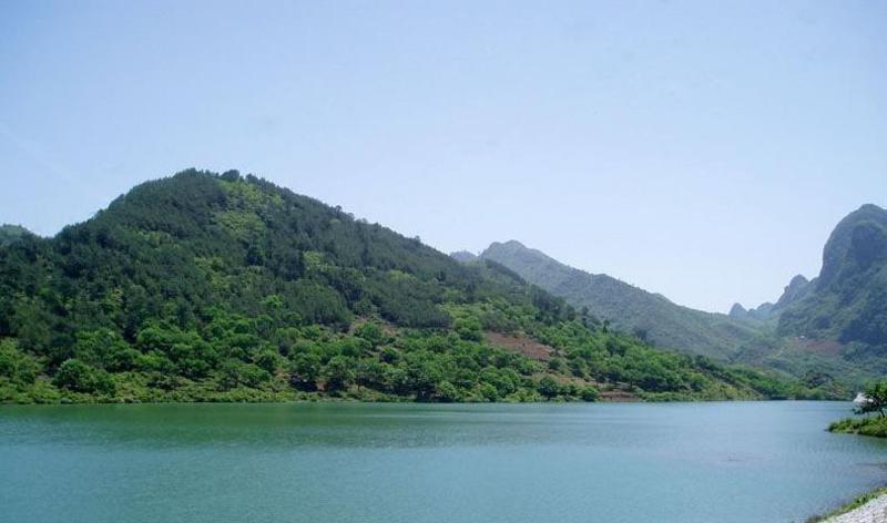 阳朔龙颈河景点图片