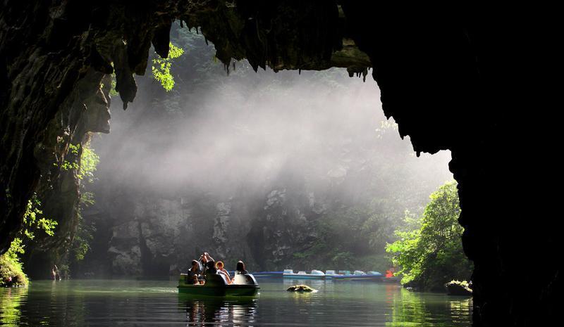 柳州融安石门仙湖景点图片