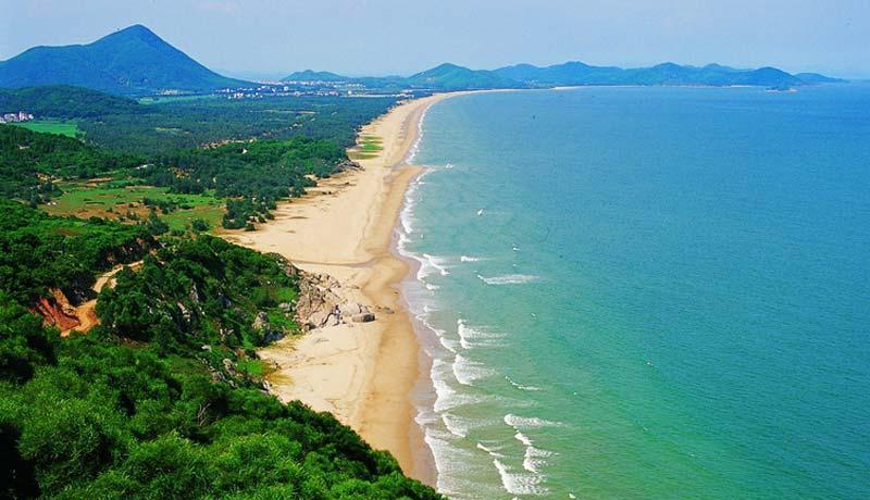 阳江海陵岛大角湾海上丝路旅游区
