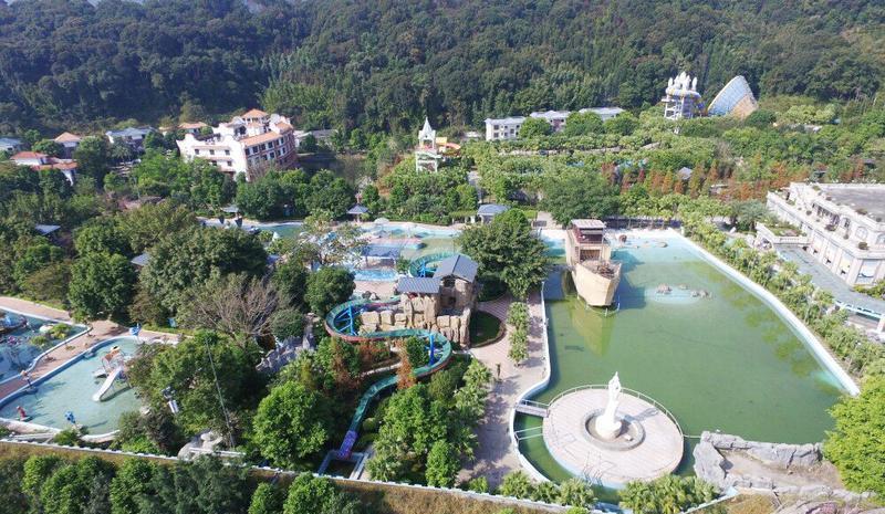 惠州龙门温泉旅游度假区