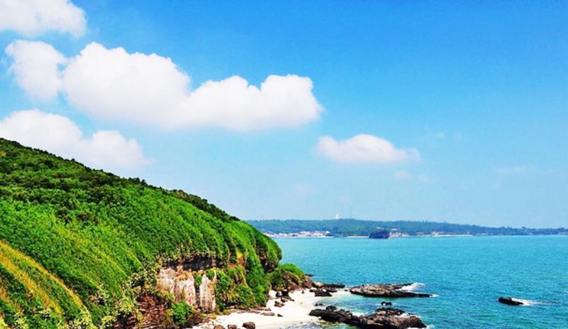 北海涠洲岛景点图片