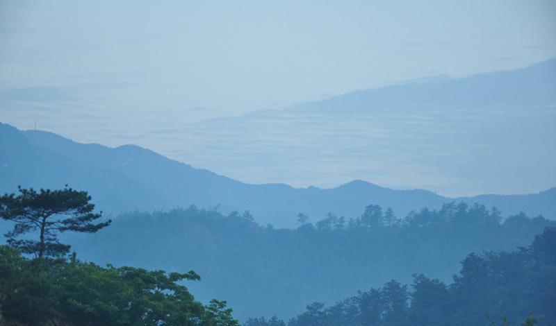 广水中华山森林公园
