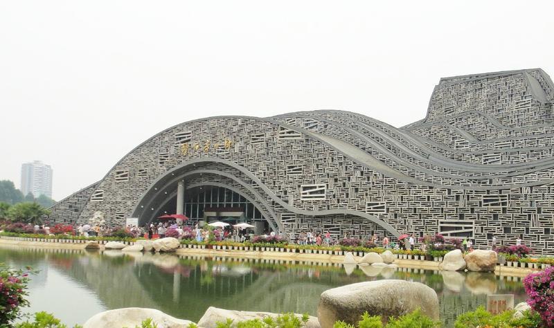 柳州马鹿山奇石博览园景点图片