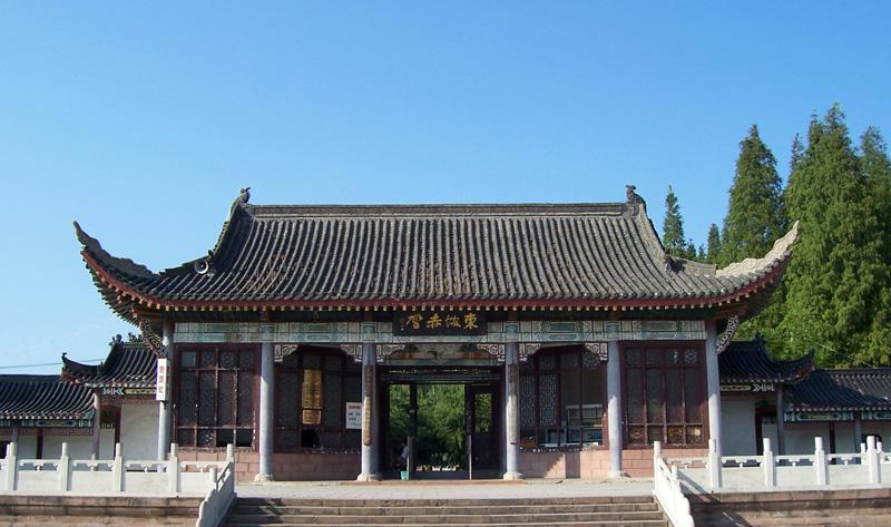 黄冈东坡赤壁