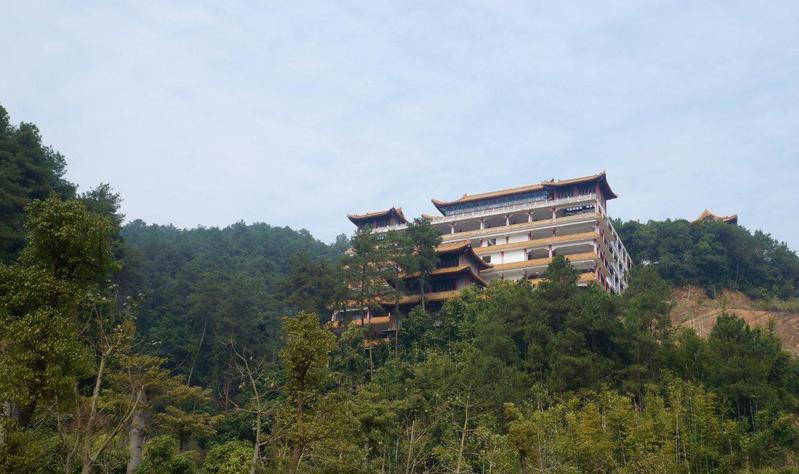 梧州四恩寺的图片和照片