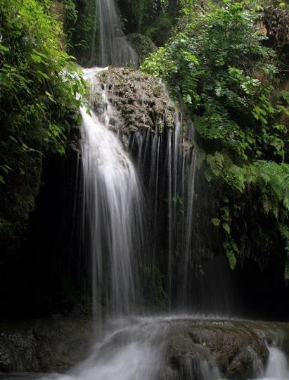京山天河度假村 之 情侣瀑的图片和照片