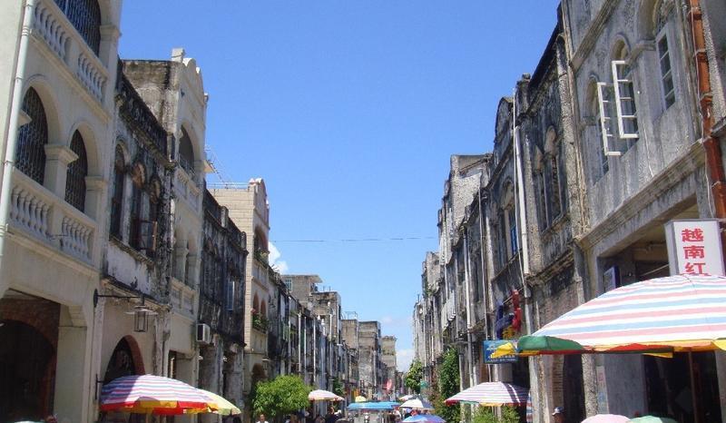 北海老城历史景点图片