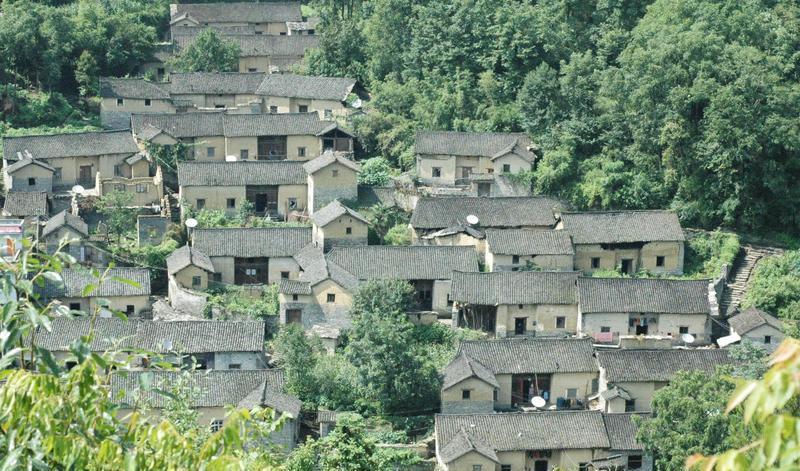 凤凰竹山苗寨的图片和照片