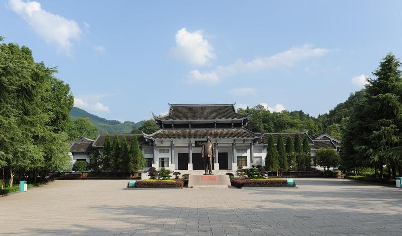 张家界贺龙纪念馆