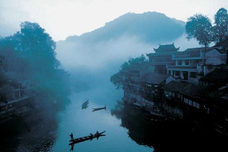 郴州苏仙岭