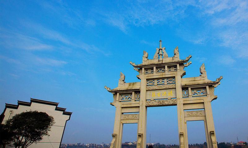 长沙靖港古镇