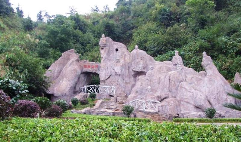 衡阳锡岩仙洞—洣水风光带