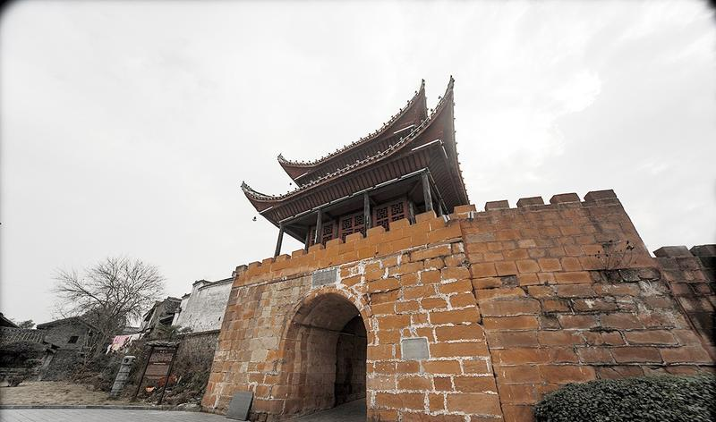 湖南黔阳古城