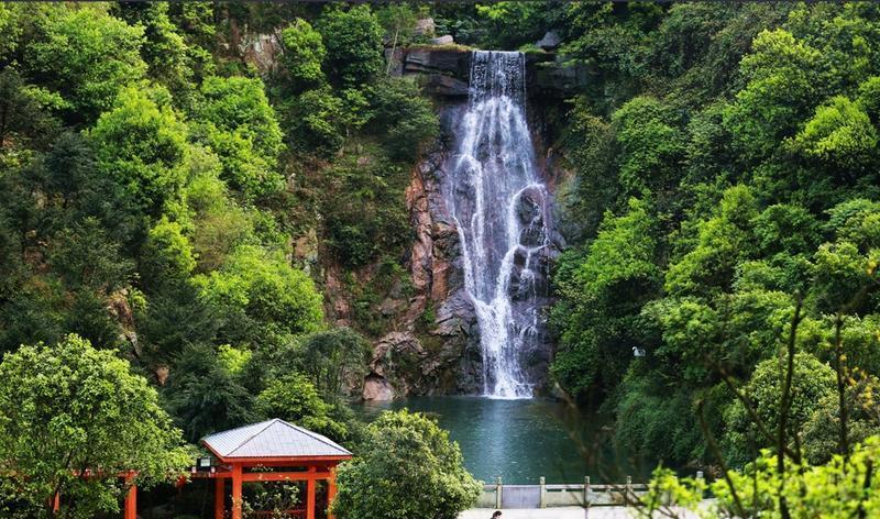 郴州王仙岭旅游区