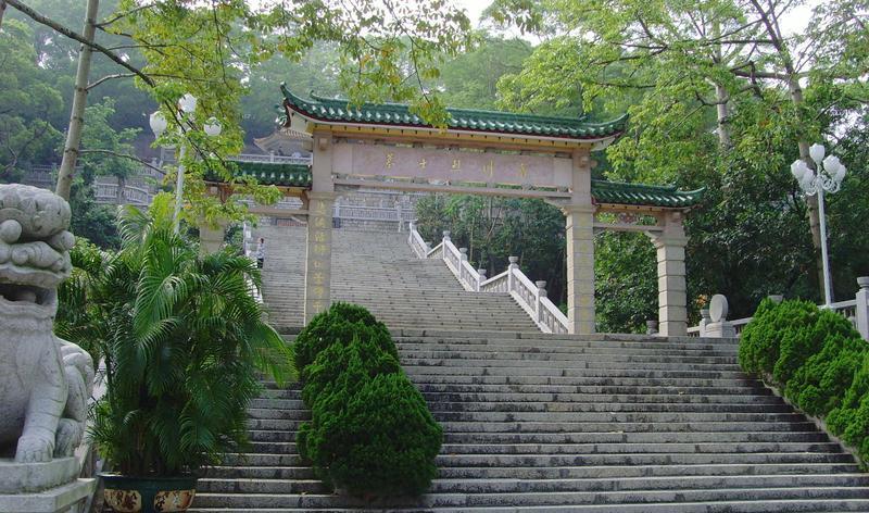 珠海香洲烈士陵园