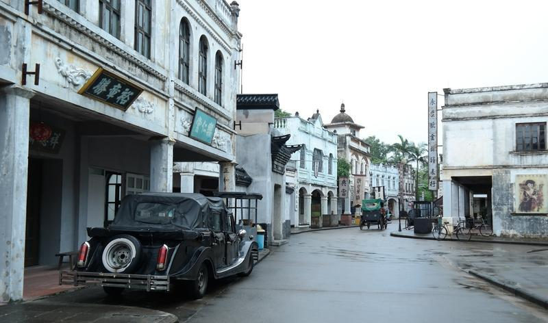 广东中山影视城