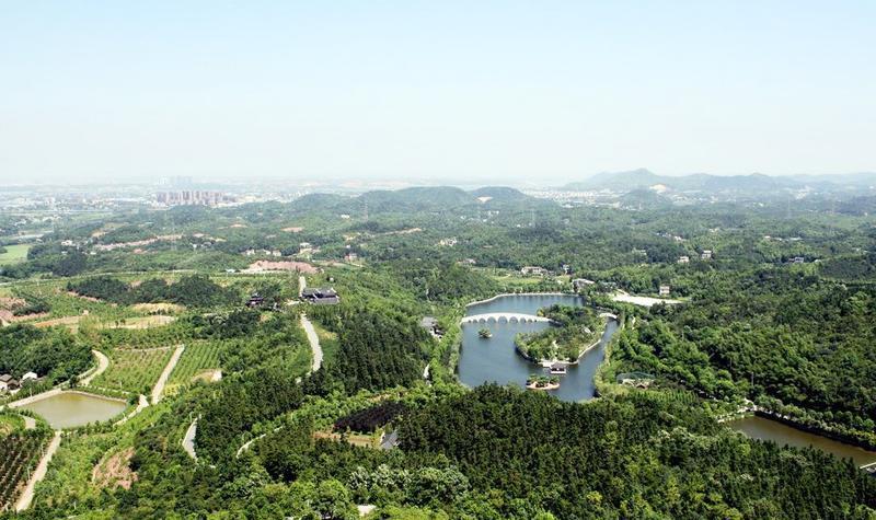 湘潭盘龙大观园