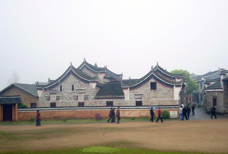 衡阳罗荣桓故居纪念馆
