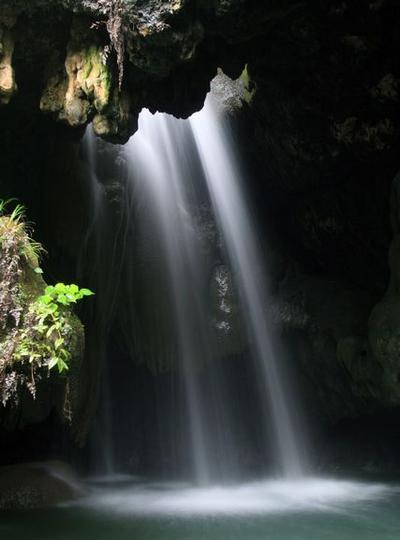 京山天河度假村 之 通天洞的图片和照片