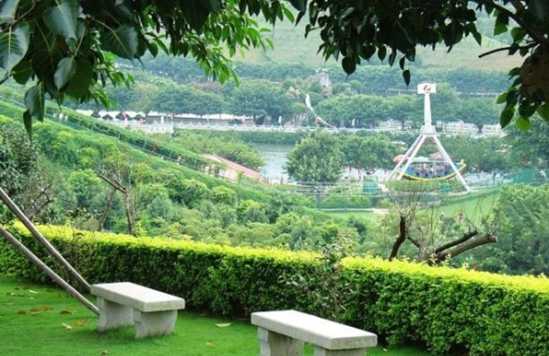 梅州雁鸣湖度假村
