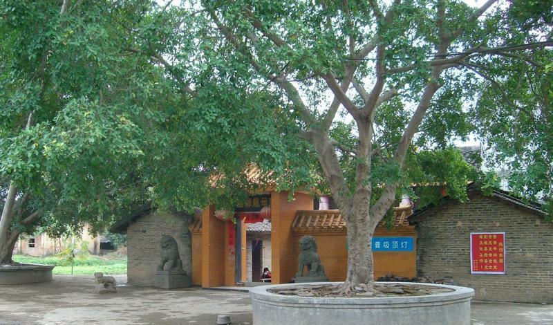 藤县龙母庙景点图片