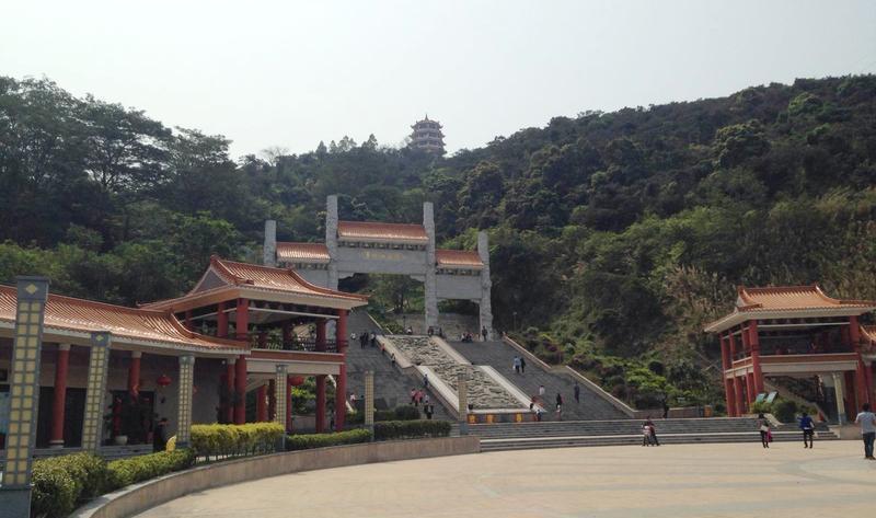 广东华佗山公园