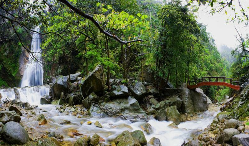 株洲神农谷国家森林公园
