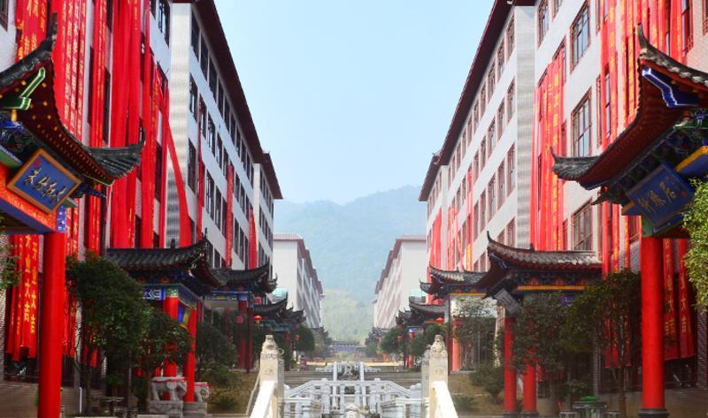 广西凭祥红木文博城景点图片
