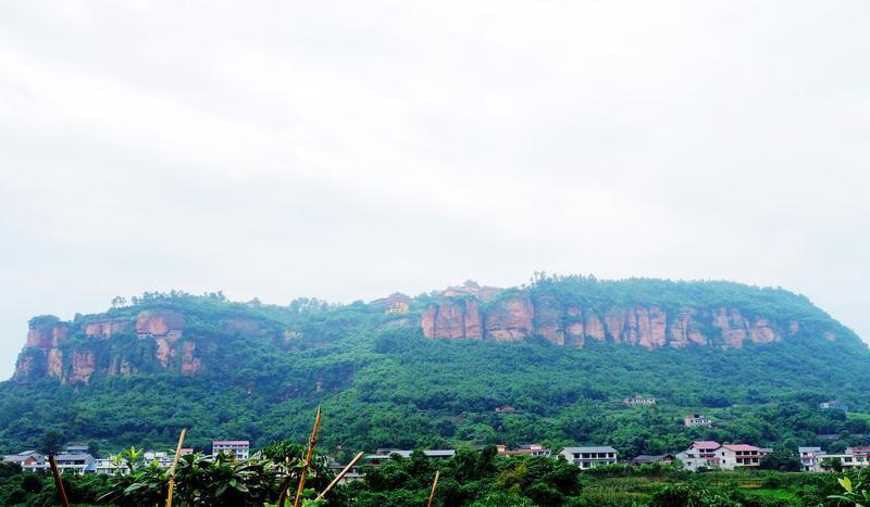 泸州天仙硐风景点图片