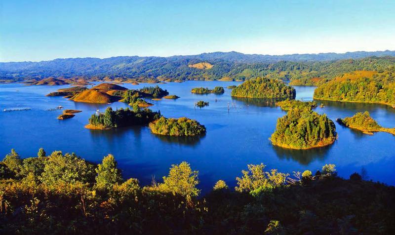 德宏盈江凯邦亚湖景点图片