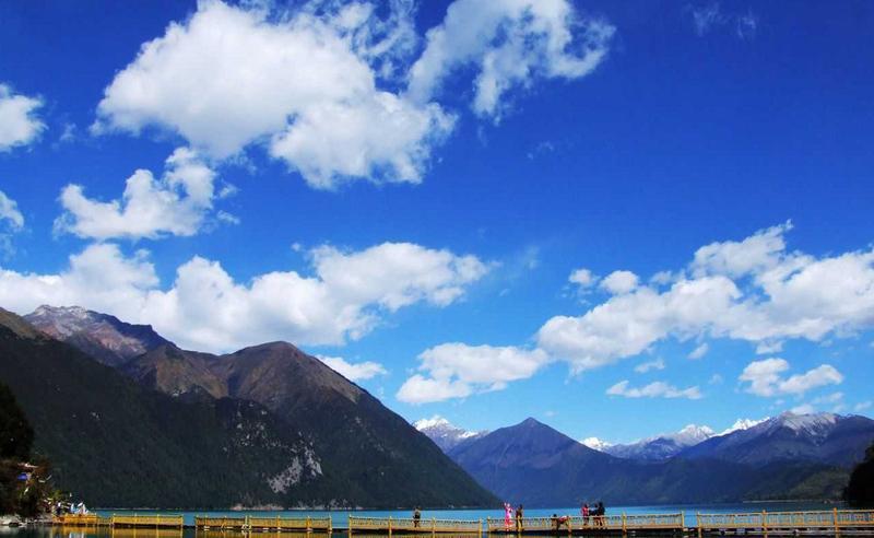 西藏林芝景点图片