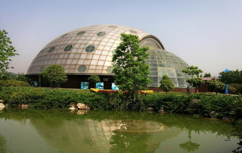 杨凌昆虫博物馆景点图片