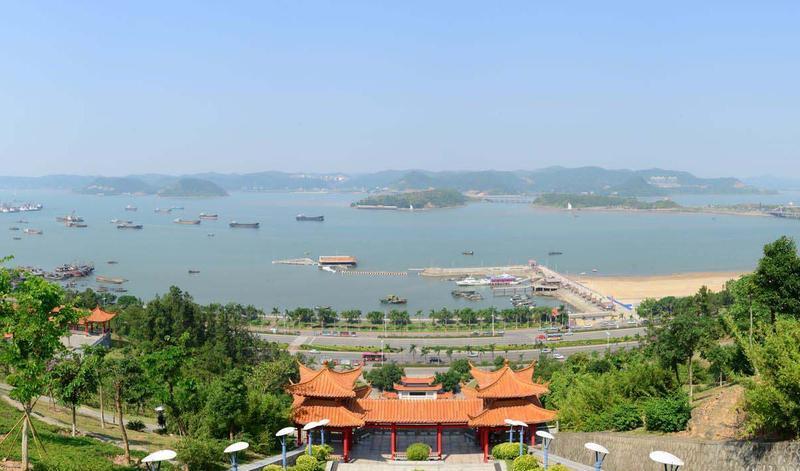 防城港西湾旅游景点图片