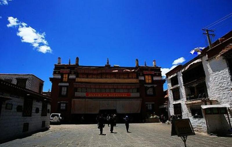 西藏拉萨小昭寺景点图片