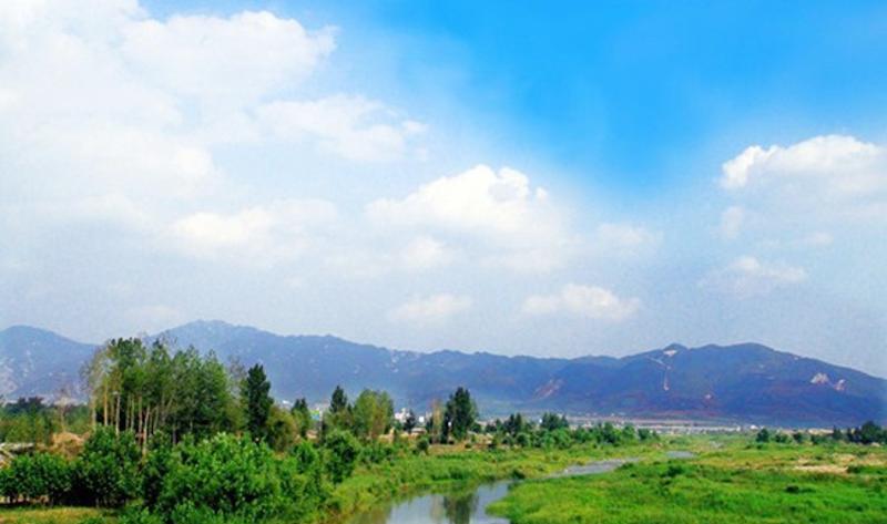 陕西陇县秦岭细鳞鲑国家级自然保护区