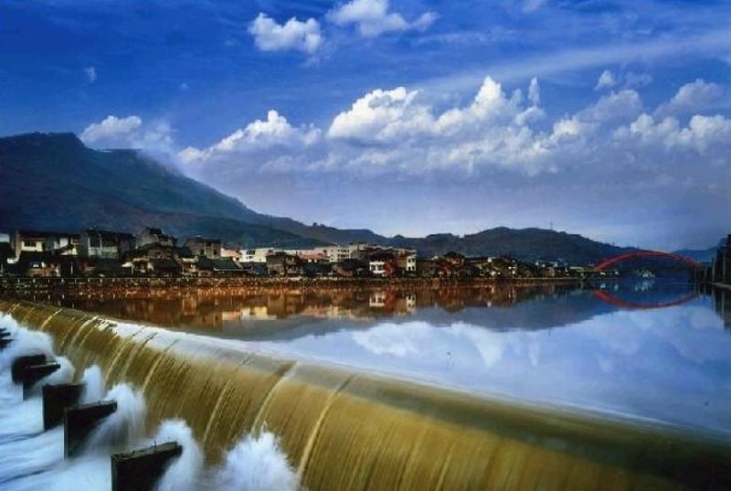 贵州石阡温泉景点图片