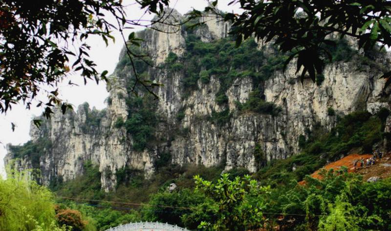 贵港南山景点图片