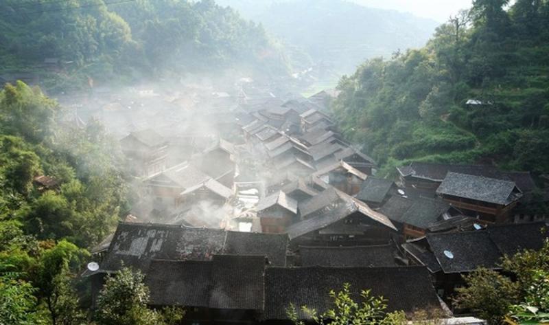 黎平侗乡景点图片