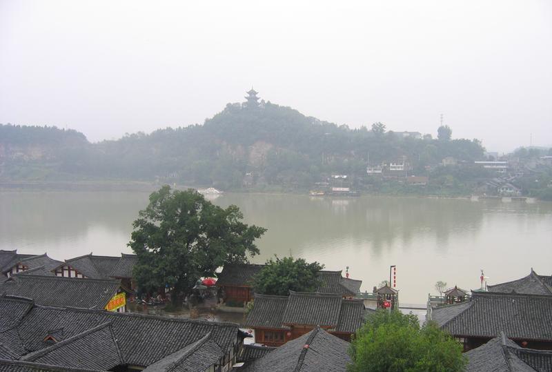 南充阆中古城景点图片