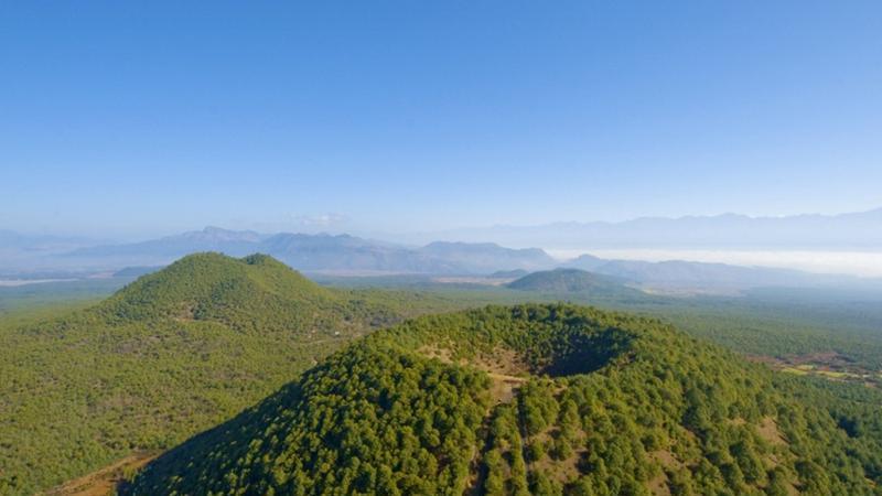 腾冲火山国家公园景点图片