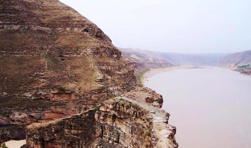 陕西黄河龙门风旅游风景图片