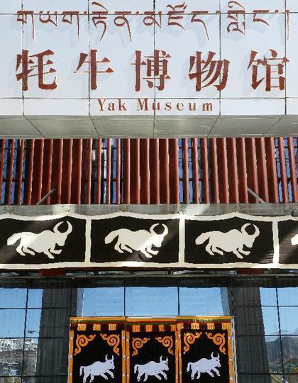 西藏牦牛博物馆景点图片