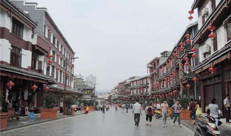 贵州织金古城景点图片