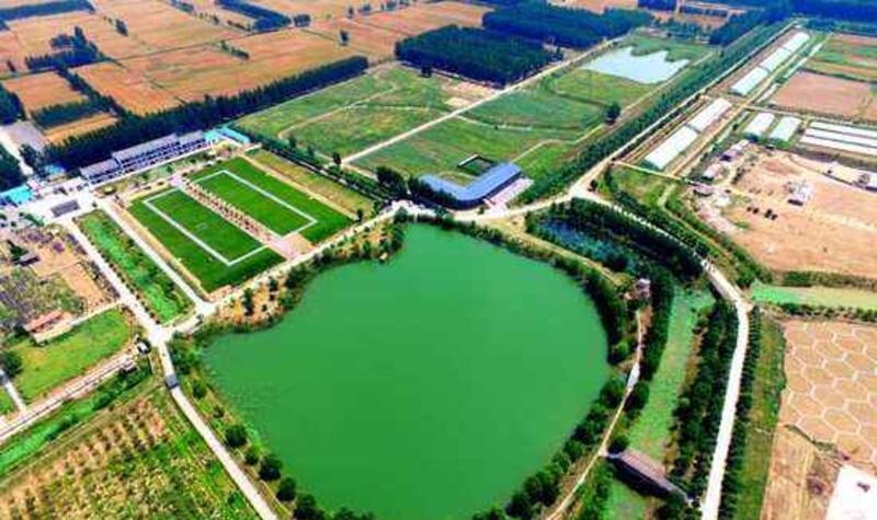齐河昌润致中和有机农场