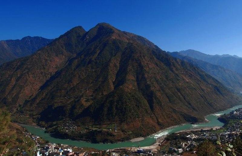 云南贡山景点图片