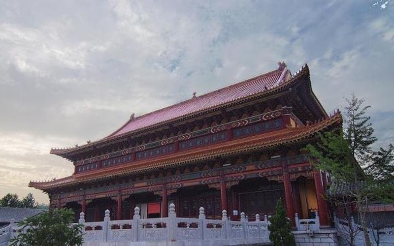 亿城寺孙膑文化旅游城景点图片