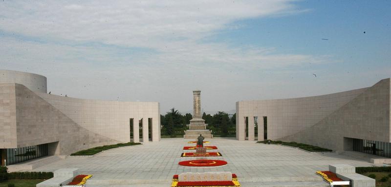 莱芜战役纪念馆景点图片