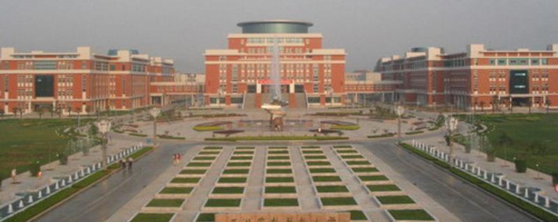 西北农林科技大学校园风光景点图片